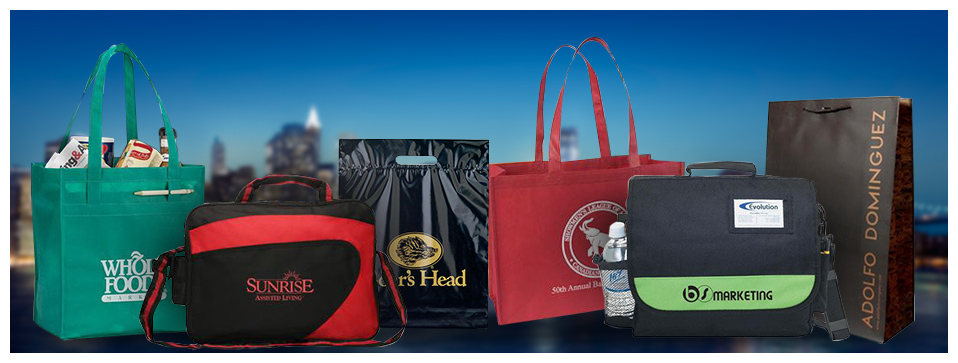 customized promotional bags