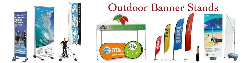 outdoor display