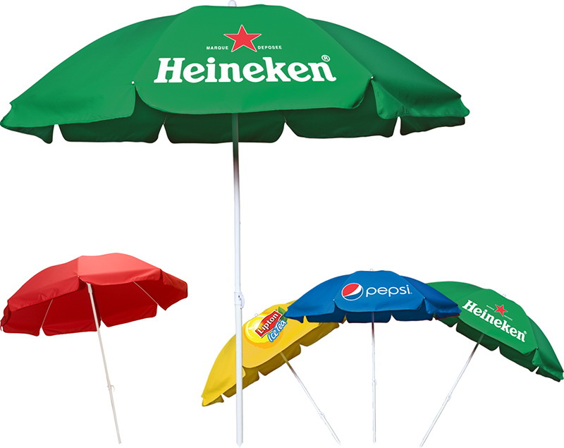 looking for makers of branded beach umbrella in Lagos Nigeria