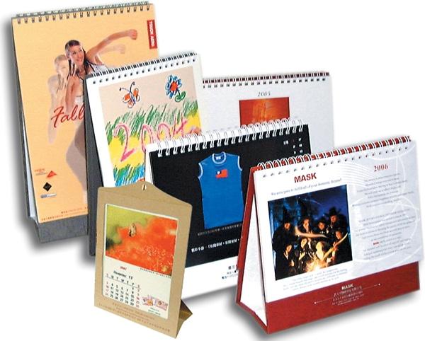 calendar printing company