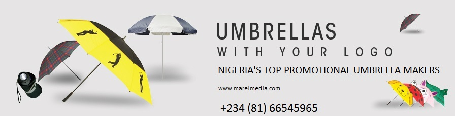 Branded-Promotional umbrella